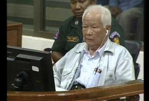 Cựu lãnh đạo Khmer Đỏ bác bỏ cáo buộc diệt chủng