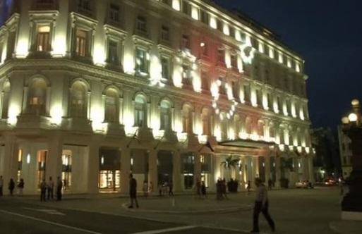 Thuỵ Điển khai trương khách sạn 5 sao tại Cuba