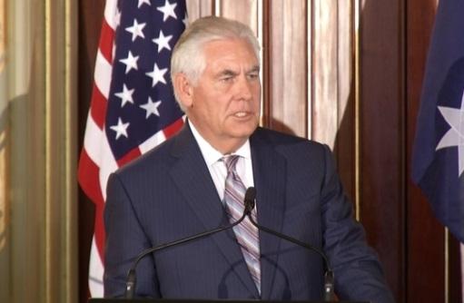 Hoa Kỳ cho rằng việc một số quốc gia vùng vịnh cắt đứt quan hệ với Qatar không ảnh hưởng tới cuộc chiến chống khủng bố