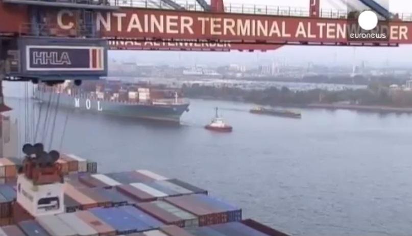 Đức không lo lắng chủ nghĩa bảo hộ: xuất cảng sang Trung Cộng tăng 12% trong 4 tháng đầu năm nay