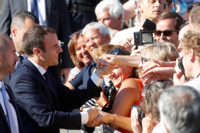 Đảng En Marche của tổng thống Macron thắng tuyệt đối bầu cử quốc hội Pháp