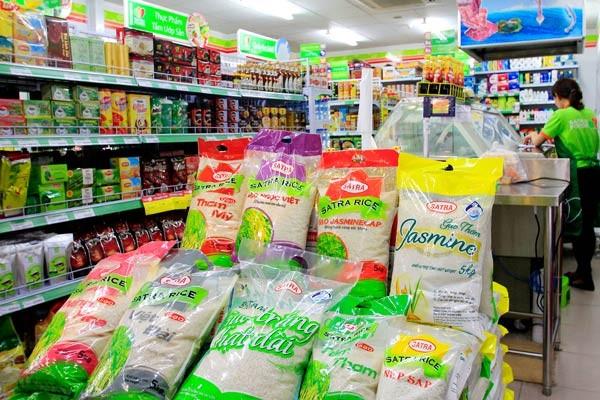 Gạo Việt Nam phải dán nhãn ngoại mới bán được tại thị trường quốc nội