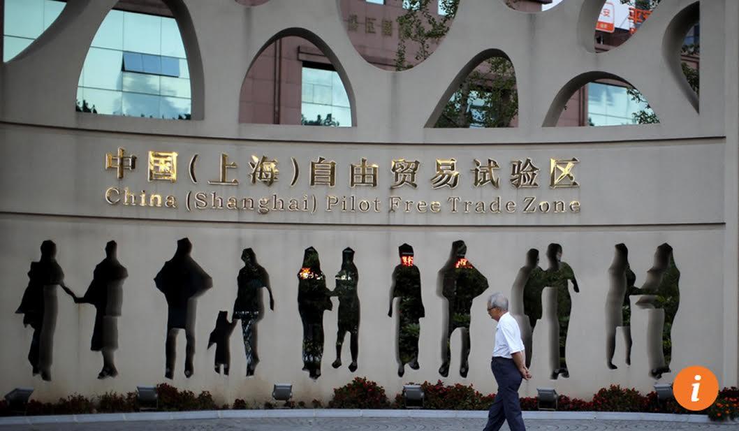 EU thúc giục Thượng Hải xây dựng khu thương mại tự do