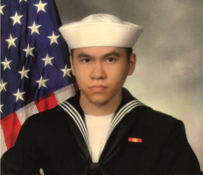 Thủy thủ gốc Việt thiệt mạng trong vụ tai nạn chiến hạm USS Fitzgerald đúng ngày sinh nhật 25 tuổi