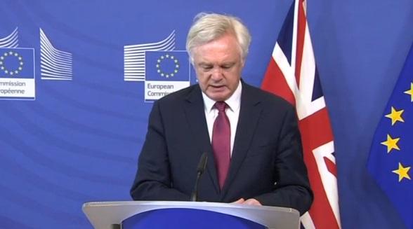 Anh Quốc khởi sự quá trình đàm phán Brexit với Liên Âu