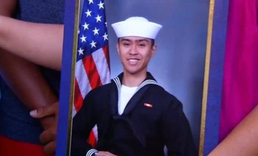 Tưởng nhớ 7 thủy thủ thiệt mạng trên chiến hạm Mỹ va chạm tàu chở hàng treo cờ Philippines
