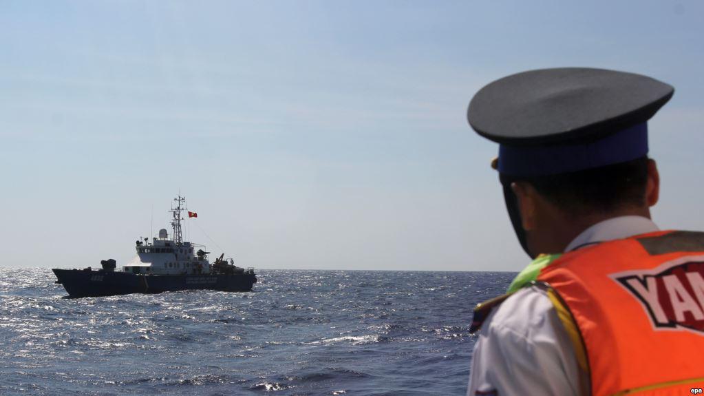 Nhà cầm quyền và báo chí CSVN im lặng trước việc Trung Cộng buộc ngừng khoan dầu
