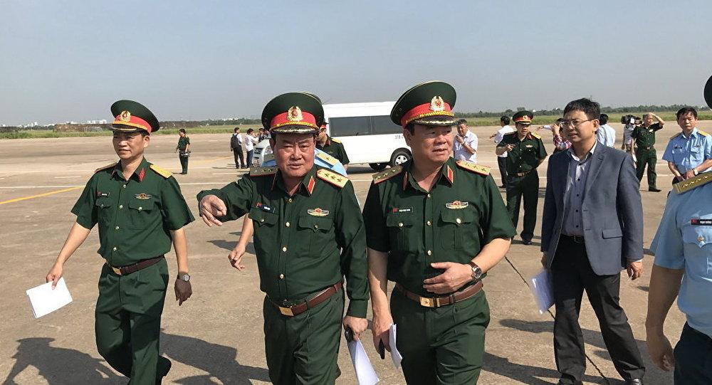 Bộ trưởng quốc phòng CSVN nói 'thế lực thù địch chống phá' việc quân đội làm kinh tế