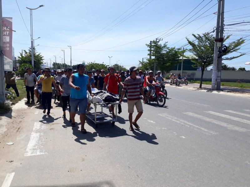Thanh niên chết trong đồn công an Phan Rang-Tháp Chàm