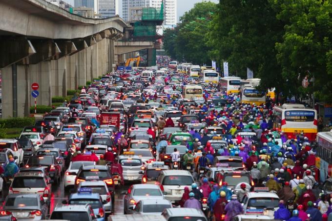 Tạp chí The Diplomat: lệnh cấm xe máy của Hà Nội là vô lý