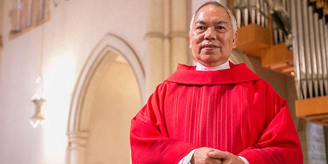 Người trở thành linh mục tại trại tị nạn Mã Lai vừa kỷ niệm 25 năm chịu chức