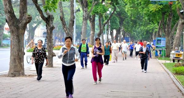 Người Việt nằm trong nhóm lười hoạt động thể dục nhất toàn cầu