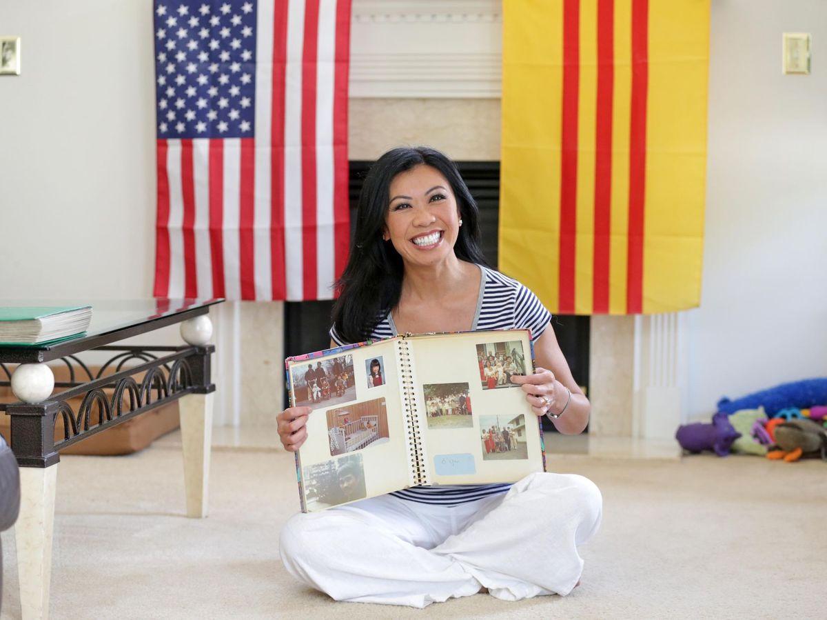 Phụ nữ tị nạn tự bỏ tiền xây đài tưởng niệm Cựu Chiến Binh Việt Nam ở New Jersey
