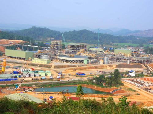 Mỏ đa khoáng sản Núi Pháo vi phạm hàng loạt quy định