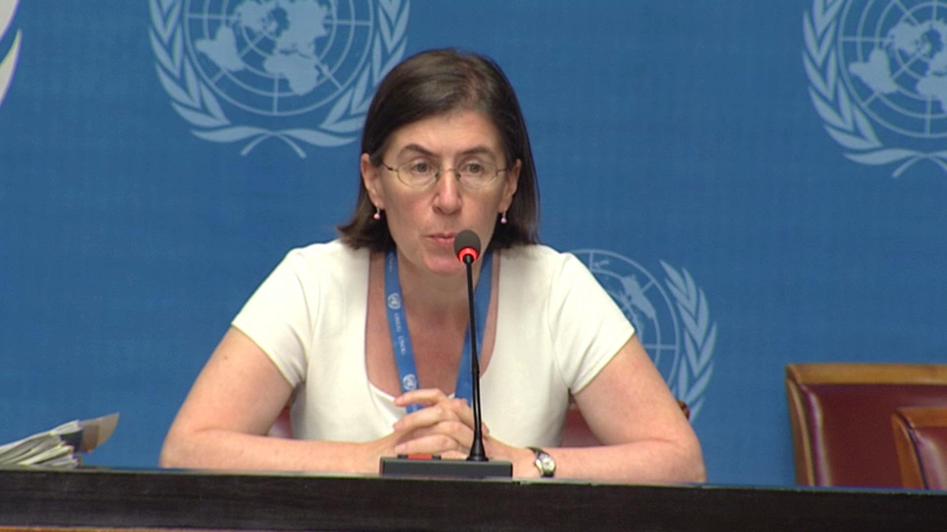 Liên Hiệp Quốc kêu gọi CSVN thả bà Trần Thị Nga