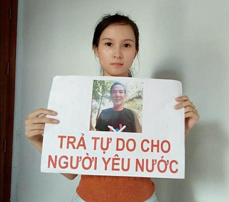 Con dâu của nhà hoạt động Lê Đình Lượng bị công an bắt tại Sài Gòn