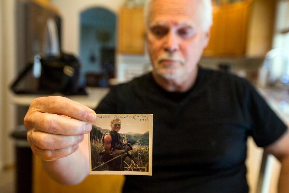 Cựu chiến binh Việt Nam mong tìm lại được bé gái bên xác mẹ mà mình đã cứu tại chiến trường