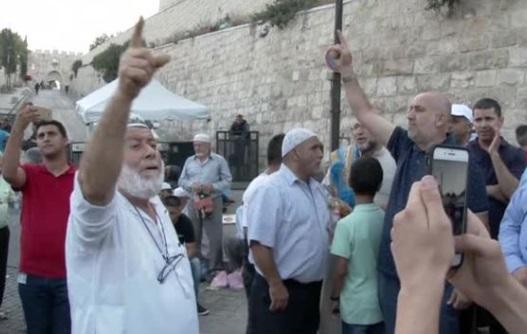 Israel gỡ bỏ máy dò kim loại, tình hình Old City  Jerusalem vẫn căng thẳng