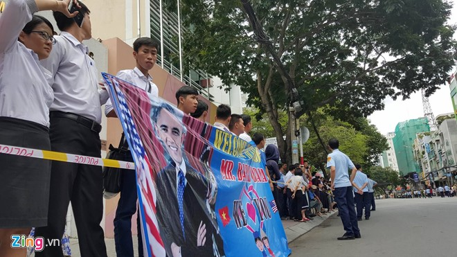 Người Việt Nam ủng hộ Hoa Kỳ và thích các giá trị Mỹ nhất thế giới