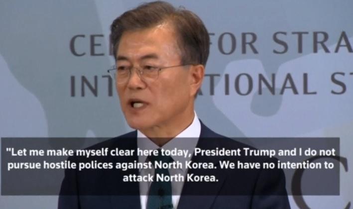 Hoa Kỳ và Nam Hàn đồng ý ưu tiên giải quyết vấn đề nguyên tử Bắc Hàn