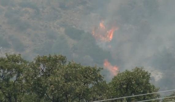 Kiểm soát được đám cháy rừng ở Mariposa California, một số người trở về nhà