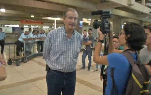 Cựu tổng thống các quốc gia Nam Mỹ đến Venezuela quan sát cuộc trưng cầu dân ý