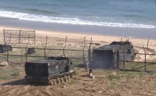 Hoa Kỳ và Nam Hàn tập trận chung đáp lại việc bắc hàn phóng hỏa tiễn