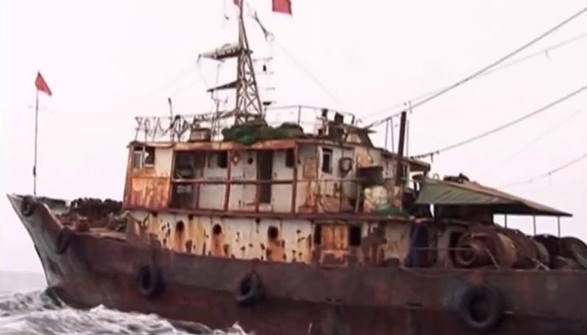 64% nguồn thuỷ hải sản Tây Phi rơi vào tay ngư tặc Trung Cộng