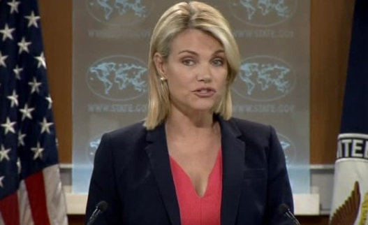 Bộ Ngoại Gia Hoa Kỳ họp báo về những điểm thời sự nóng trên thế giới