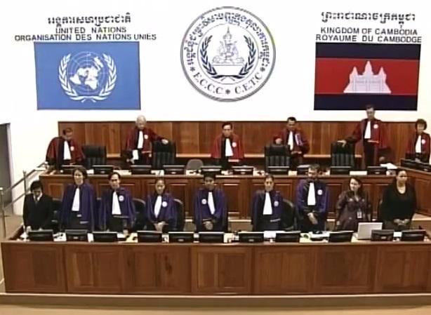 Toà án Cambodia : chỉ một số nhỏ viên chức cấp thấp Khmer Đỏ bị xử về tội diệt chủng