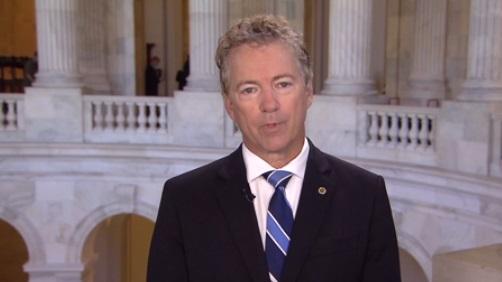 Thượng nghị sĩ Rand Paul  không tin tưởng dự luật y tế của đảng Cộng Hòa
