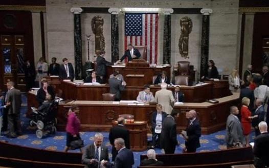 Hạ viện bỏ phiếu áp đảo 419/3 chấp thuận biện pháp mới trừng phạt Nga
