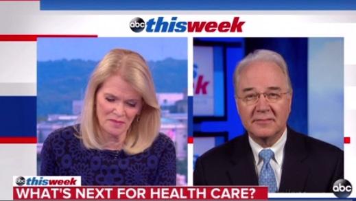 Bộ trưởng y tế Tom Price xác định sẽ tuân thủ luật Obamacare