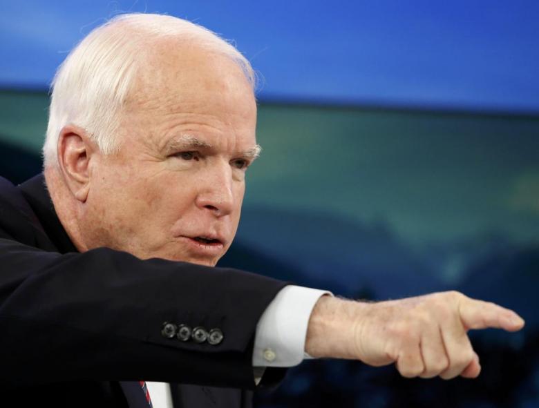 Thượng nghị sĩ McCain nói dự luật y tế Cộng Hòa xem như đã chết