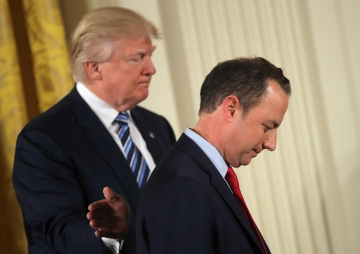 Tổng thống Trump chỉ định Bộ Trưởng Nội An John Kelly làm chánh văn phòng thay Reince Priebus