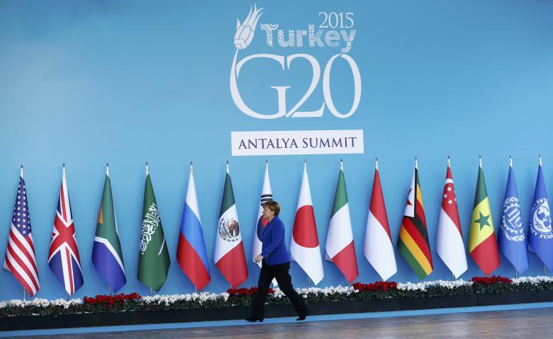 EU cảnh báo về chủ nghĩa bảo hộ khi hội nghị G-20 khai mạc