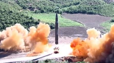 Hoa Kỳ không loại trừ giải pháp quân sự trước năng lực hỏa tiễn của Bắc Hàn