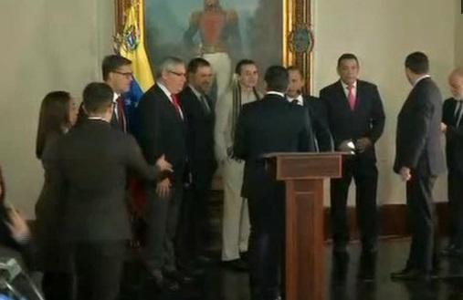 Venezuela lên án lời đe dọa trừng phạt của Hoa Kỳ
