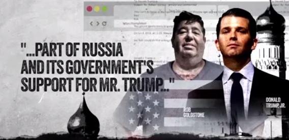 Cựu nhân viên phản gián Soviet có mặt tại cuộc gặp giữa Trump Junior và luật sư Nga