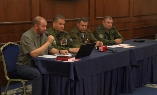 Quân Ukraine ly khai có ý định lập quốc lập quốc mang tên Little Russia