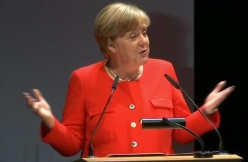 Thủ tướng Đức kêu gọi  EU nên tập trung vào tương lai của mình thay vì Brexit