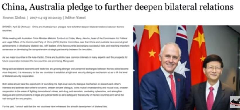 Úc Châu không lo bị người Hoa tràn ngập bằng nỗi sợ di dân Hồi Giáo