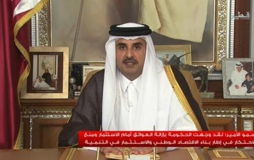 Quốc vương Qatar: đã tới lúc giải quyết khác biệt thông qua đàm phán