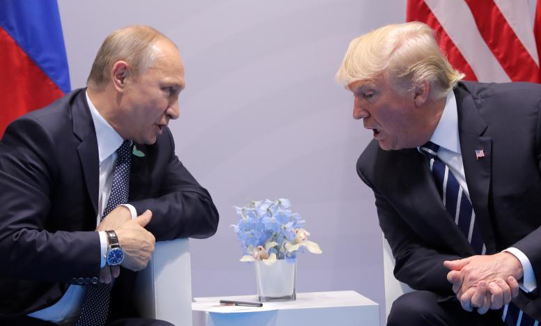 Chung quanh cuộc gặp gỡ giữa tổng thống Trump và Putin