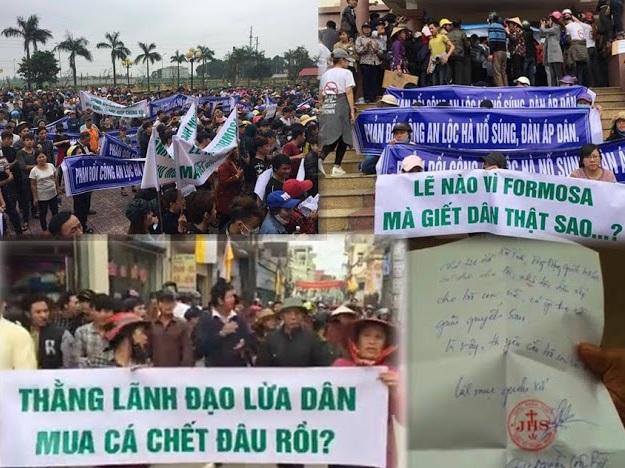 Thảm họa Formosa: Hạt Văn Hạnh rực lửa hiệp thông, quyết đồng hành với các nạn nhân (J.B Nguyễn Hữu Vinh)