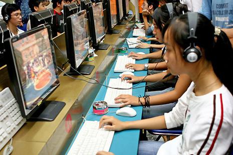 1/3 dân số Việt Nam chi mỗi ngày 1 triệu Mỹ kim cho các trò chơi trên mạng