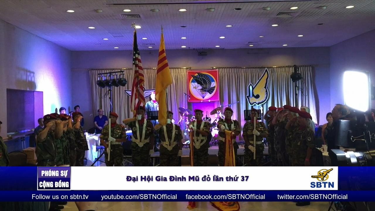 Đại gia đình Mũ Đỏ họp mặt lần thứ 37 tại Tampa Bay