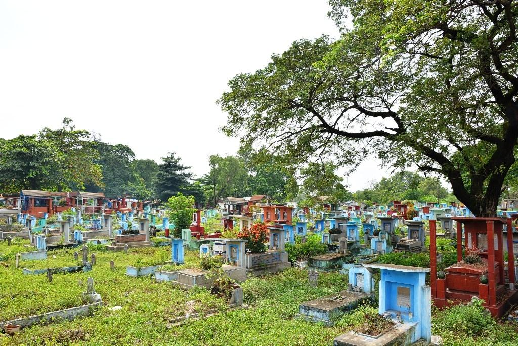 Chính quyền CSVN đang quyết dẹp bỏ nghĩa trang Bình Hưng Hoà ở Sài Gòn