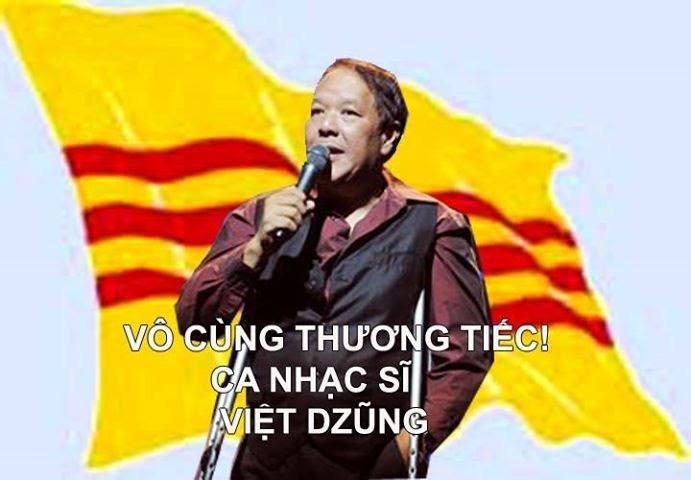 Tưởng nhớ ca nhạc sĩ Việt Dzũng