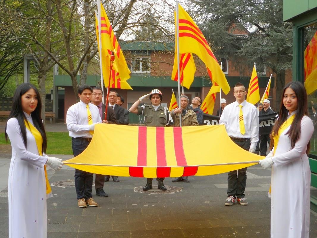 Các dân biểu Hoa Kỳ vinh danh cộng đồng người Việt tị nạn cộng sản
